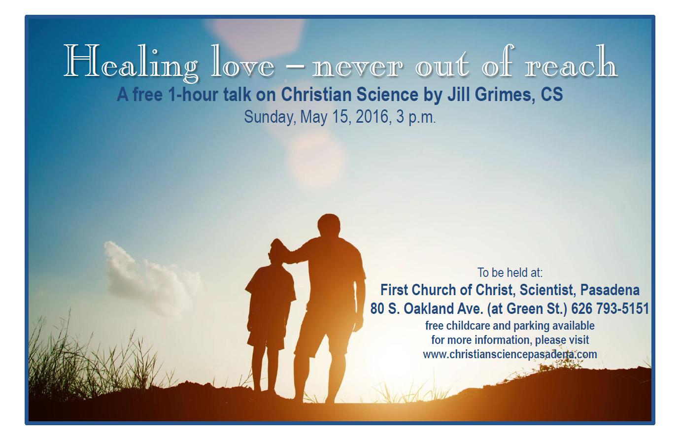 Jill Grimes Post Card May 2016